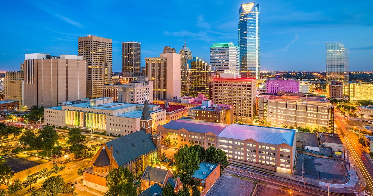 Oklahoma City Bucket List: 23 Best Things To See & Do | America From The Road